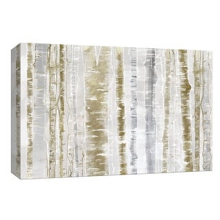 """PTM Images 9-148210  PTM Canvas Collection 8"""" x 10"""" - """"Meadow Mist"""" Giclee Trees Art Print on Canvas"""