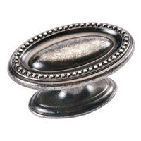 """Hickory Hardware P3600 Altair 1-3/4"""" Long Oval Cabinet Knob - n/a"""