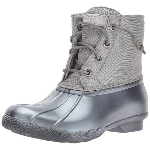 Sperry Top-Sider Women's Saltwater Pearlized Rain Boot