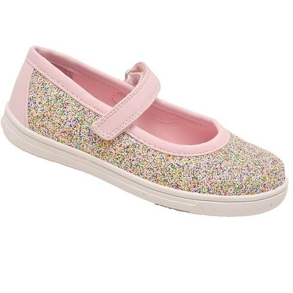 062cfbdd52b5 Shop Rachel Shoes Little Girls Multi Color Mix Mary Jane Casual ...