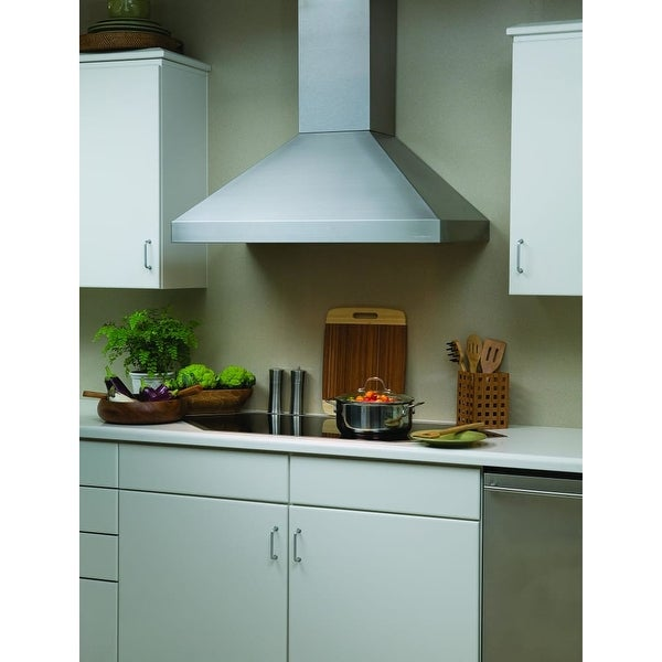 Vent A Hood Pdh14 236 600 Cfm 36 Euro Style Wall