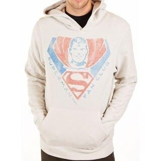 Superman Fan Club Hoodie