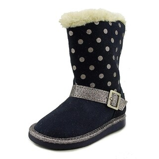 Osh Kosh Iris-G Toddler Round Toe Canvas Winter Boot
