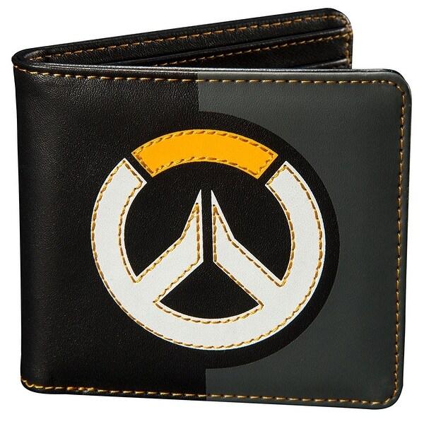 Overwatch Logo Men's Bi-Fold Wallet - Multi