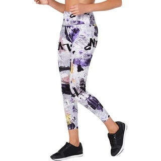 Link to Calvin Klein Performance Womens Athletic Leggings High Rise Fitness Similar Items in Athletic Clothing