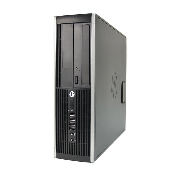 HP Compaq 8300 Intel Core i7-3770 3.4GHz 3rd Gen CPU 16GB RAM 500GB HDD Windows 10 Pro Small Form Factor Computer (Refurbished)