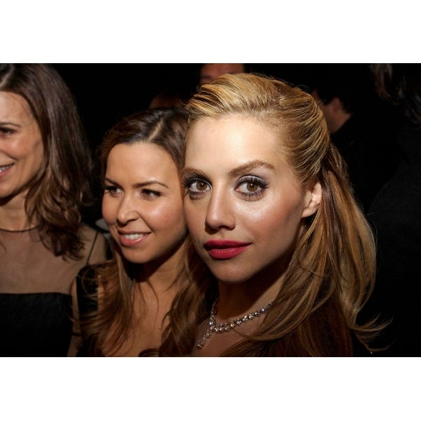 Shop Brittany Murphy At The Monique Lhuillier Fashion Show