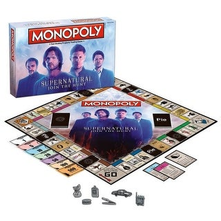 MONOPOLY®: Supernatural Collector's Edition - multi