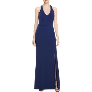 Laundry by Shelli Segal Womens Party Dress Cut-Out X-Back