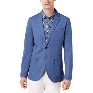 Tommy Hilfiger Men's Kerrigan Sportcoat Fleet Blue Size Medium - M