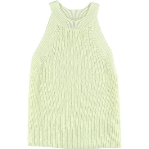 Ralph Lauren Womens Textured Knit Sweater, Off-white, Large
