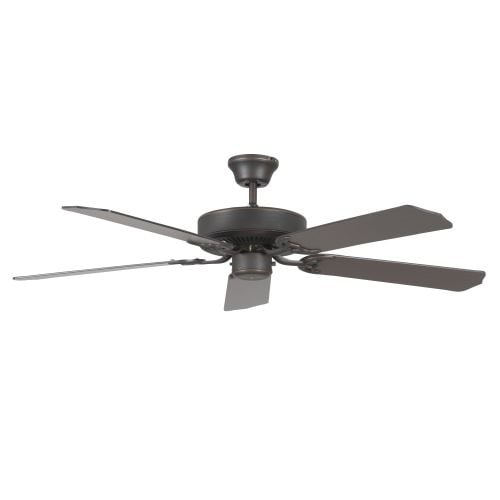 "Concord 52HE5 Indoor 52"" 5 Blade Ceiling Fan with Blades Included from the Heritage Collection"