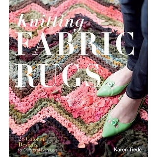 Storey Publishing-Fabric Rugs