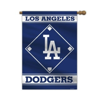 Fremont Die Inc Los Angeles Dodgers House Banner 1- Sided House Banner