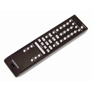 NEW OEM Magnavox Remote Control Originally Shipped With ZC350MS8