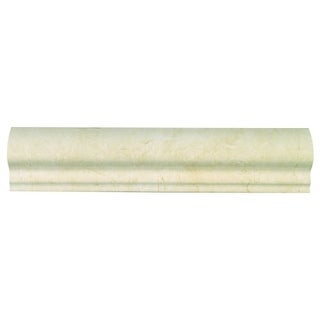 Mohawk Industries 16277 12 Inch Crema Marfil Porcelain Tile Decorative Accent - crema marfil