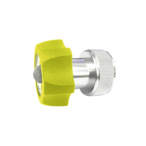 Sun Joe SPX-AGHA Universal 3/4-Inch Aluminum Pressure Washer to Garden Hose Adaptor for SPX Series Pressure Washers