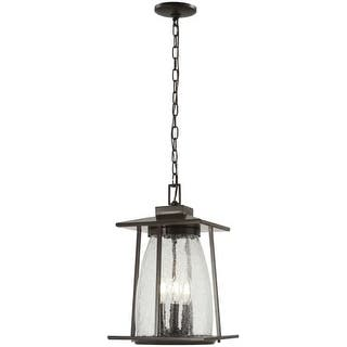 The great outdoors outdoor lighting for less overstock the great outdoors 72574 143c marlboro 4 light 11 wide outdoor single pendant w workwithnaturefo