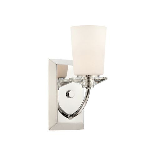 Designers Fountain 84201 Palatial 1 Light Wall Sconce Bathroom Fixture