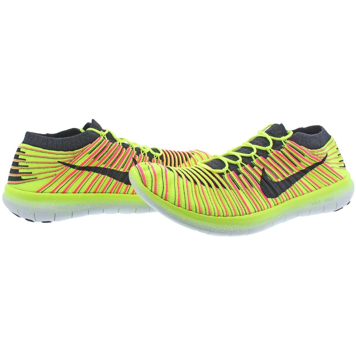 Shop Nike Mens Free RN Motion Flyknit OC Running Shoes