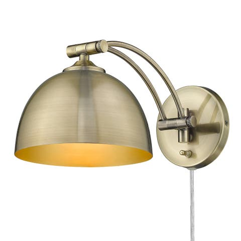 Rey 1 Light Articulating Wall Sconce