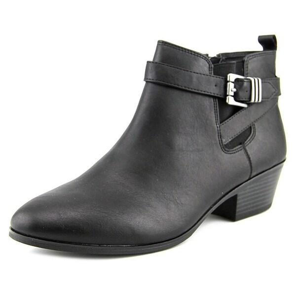 Style & Co Huckk Women Black Boots