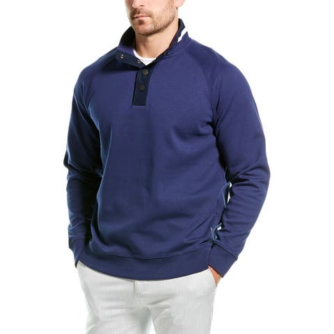 Barbour Bay Snap Placket Pullover