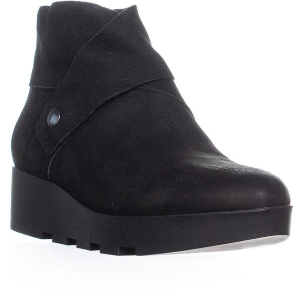 bb643cee94e Shop Eileen Fisher Tread Zip Up Ankle Boots