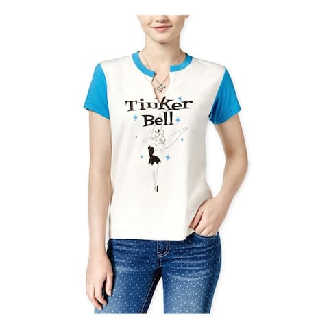 Disney Womens Tinkerbell Graphic T-Shirt