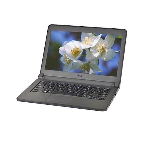 "Dell Latitude 3340 Core i3-4005U 8GB RAM 500GB HDD 13.3"" Windows 10 Pro (Refurbished)"
