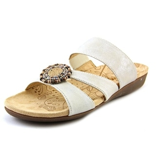 Acorn Samoset Slide Open Toe Synthetic Slides Sandal