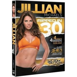 GTE D05-58076D Jillian Michaels - Ripped in 30