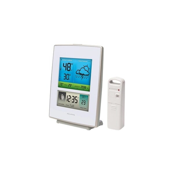 AcuRite Color Weather Station Color Weather Station