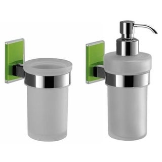 Nameeks MNE500 Gedy Bathroom Accessories Set