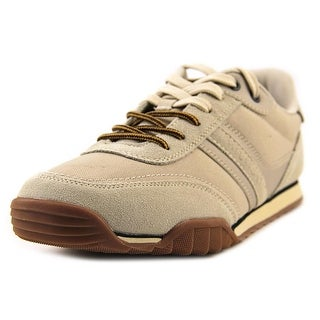 Tommy Hilfiger Newman2 Men Round Toe Suede Tan Sneakers