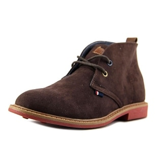 Tommy Hilfiger Michael Chukka Round Toe Synthetic Chukka Boot