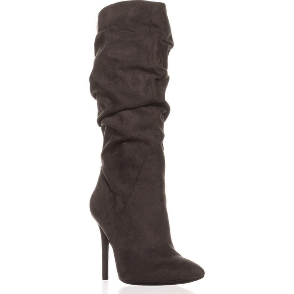 Jessica Simpson Lyndy Pointed-Toe Fashion Boots, Red Muse - 5 us / 35 eu