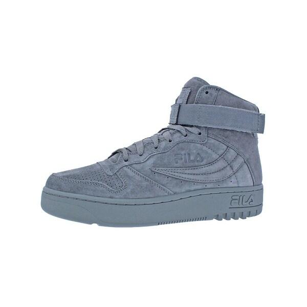 e3006b880db7 Shop Fila Mens FX-100 Fashion Sneakers High Top Lace-Up - 10.5 ...