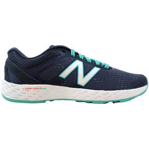 New Balance 520v3 Running Grey/Turquoise-White W520LA3 Women's