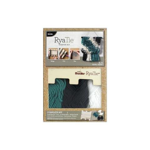 Bucilla RyaTie Starter Kit