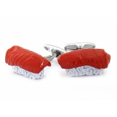 Sushi Ahi Tuna Maguro Cufflinks