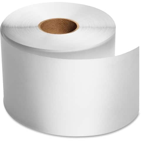 Dymo 30270 dymo continuous receipt paper blk on wht 2.25in x 300feet roll