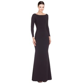 La Petite Robe di Chiara Boni Back Cutout 3/4 Sleeve Evening Gown Dress - 8 https://ak1.ostkcdn.com/images/products/is/images/direct/81067b2027bfae4f67ea7bd11a4b962a8fc477d3/La-Petite-Robe-di-Chiara-Boni-Back-Cutout-3-4-Sleeve-Evening-Gown-Dress.jpg?_ostk_perf_=percv&impolicy=medium