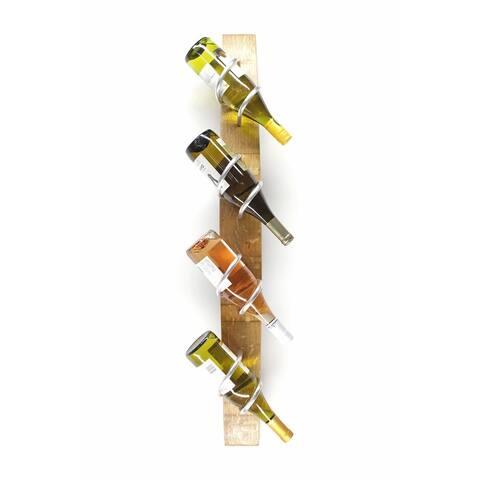 Handmade Wine Stave Wine Rack (USA)