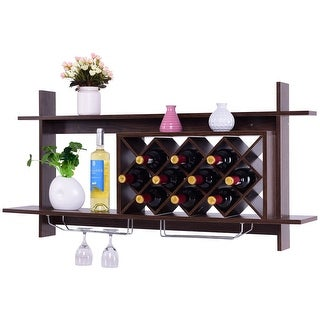 Buy Wall Mount Wine Racks Online At Overstockcom Our Best Kitchen