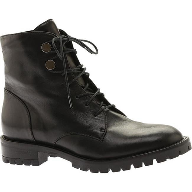 50d5358f04156 Shop Kenneth Cole New York Women s Francesca Combat Boot Black Patent  Leather - On Sale - Free Shipping Today - Overstock - 19219742