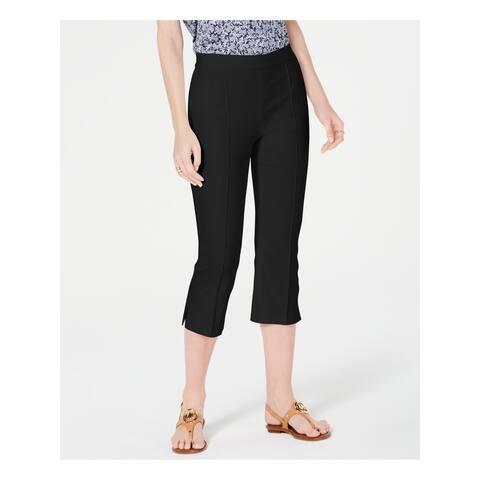 MICHAEL KORS Womens Black Wear To Work Pants Size 6