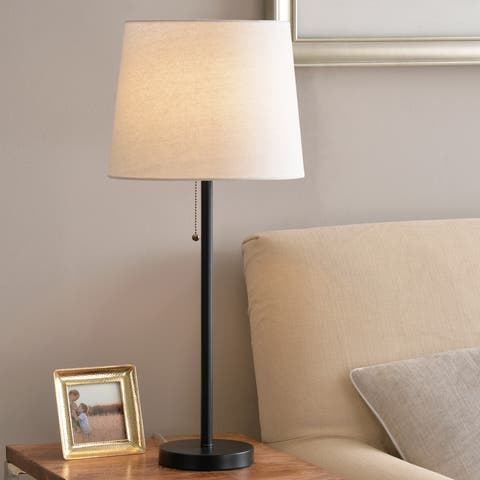Taylor 27-inch Black Table Lamp