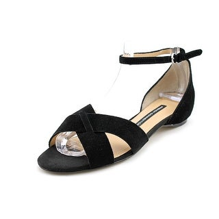 French Connection Vicky Women Open Toe Suede Sandals