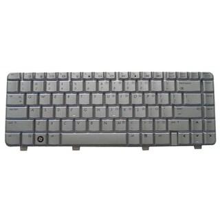 New HP Pavilion DV4 DV4-1000 DV4-2000 Silver Keyboard 486901-001